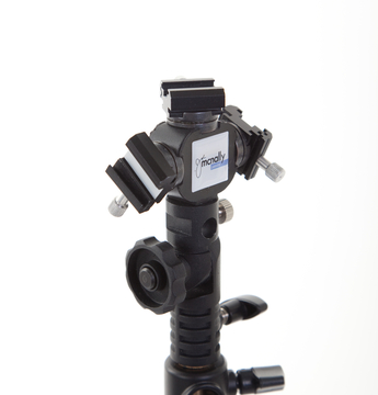 Joe McNally Rotating TriFlash Bracket