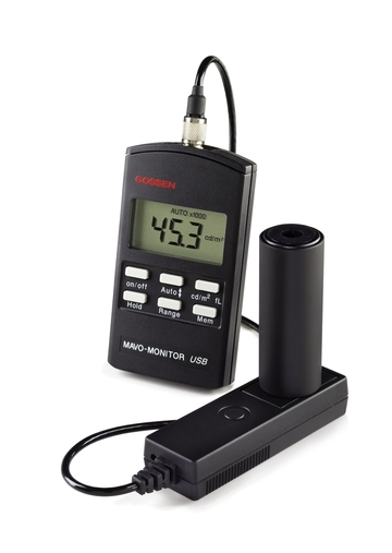 Mavo-Monitor USB: Digital Illumination Level Meter