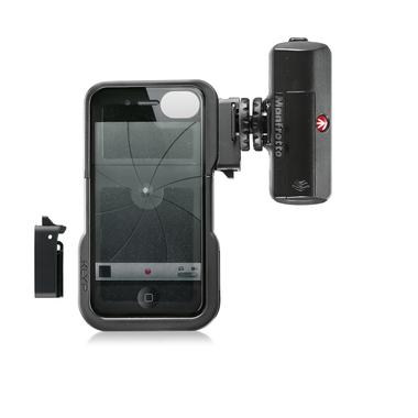 KLYP case for iPhone®4/4S + ML120 LED light