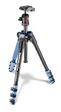 Befree Aluminum Blue Tripod with Ball Head