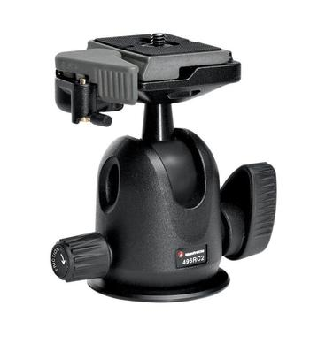 Compact Ball Head with RC2