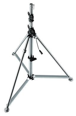 Super Wind Up Stainless Steel Stand (Special Order Only)