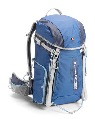 Off road Hiker 30L Backpack Blue