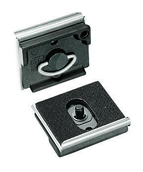 Arch Rectangular Plate with 1/4'' screw
