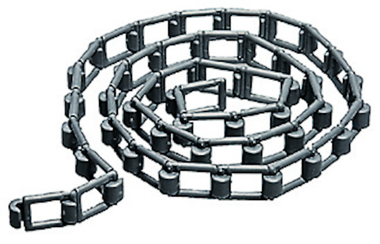 Extension Grey Plastic Chain for Expan, Adds 30''