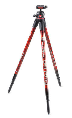 OFF ROAD TRIPOD RED