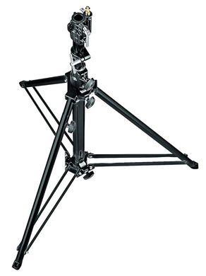 Black Aluminium Follow Spot Stand