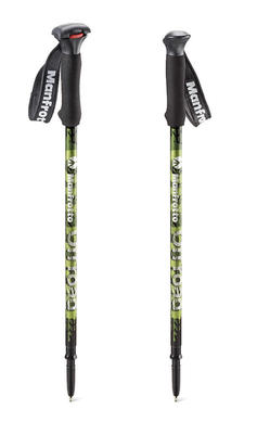 OFF ROAD WALKING STICKS  GREEN