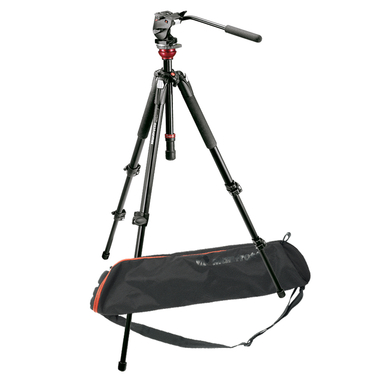 Video kit with 700RC2 Head, 756XB Tripod, MBAG70 Bag