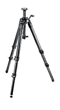 057 Carbon Fiber 3 Section Geared Tripod