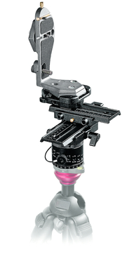 Qtvr Panoramic Head