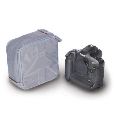 Custodia IX camera pouch Grey