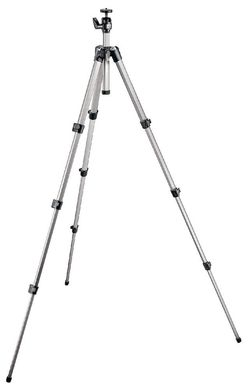 394 Aluminum 4 Section Tripod with Integrated Ball Head