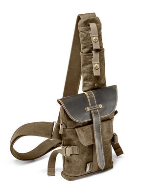 Small Sling Bag for point-and-shoot cameras and accessories
