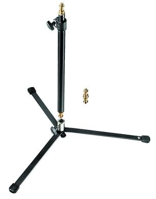Black Backlite Stand with Pole