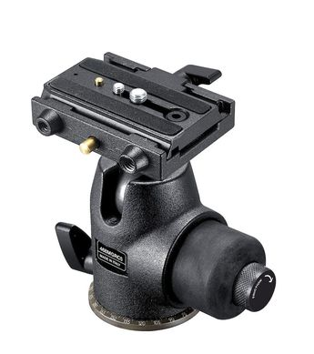 Hydrostatic Ball Head with RC5 Rapid Connect Plate (501PL)