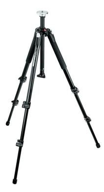 Aluminum Tripod without Head - Black