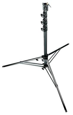 Black 14.9' Super Alu Stand with Leveling Leg