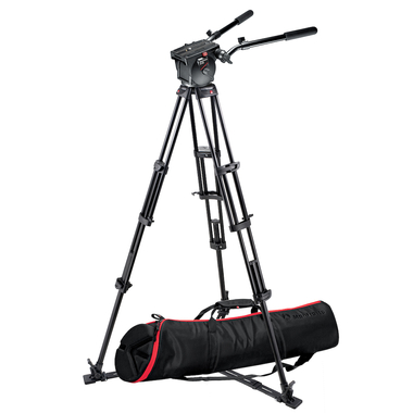 516 Pro Fluid Video Head+545GB Pro Alu Video Tripod+MBAG100P