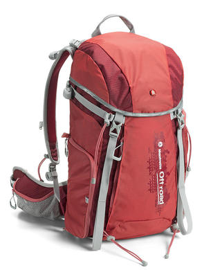 Off road Hiker 30L Backpack Red