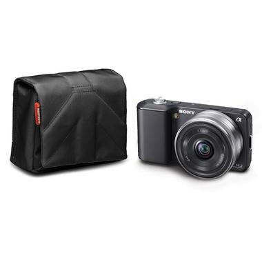 Nano VI Camera Pouch Black