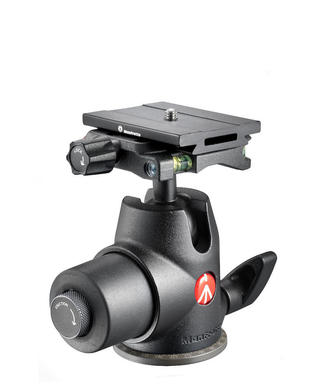 Hydrostatic Ball Head with Top Lock Quick Release