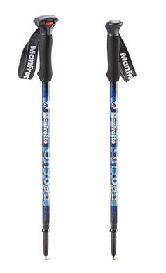 OFF ROAD WALKING STICKS   BLUE