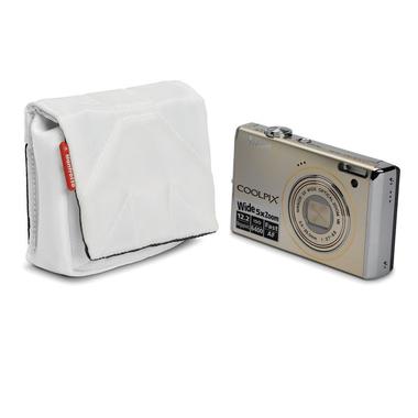 Nano I Camera Pouch White
