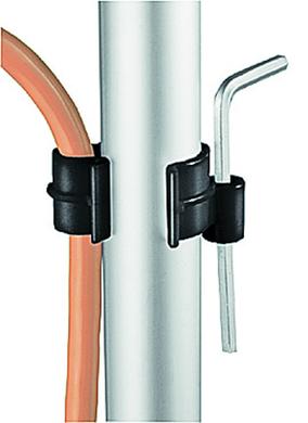 Kabelclip Med. 25-28mm 4 Stck.