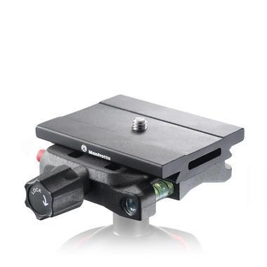 Adattatore Q6 Top Lock QR, con piastra