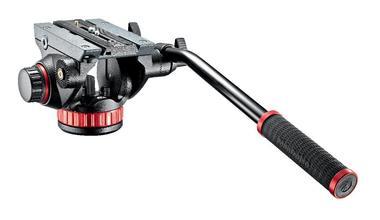 502HD Pro Fluid Video Head Flat Base