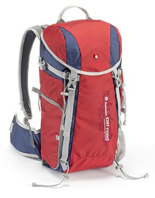 Off road Hiker camera backpack 20L Red for DSLR/CSC