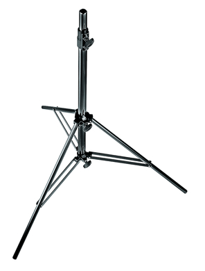 Black Steel Low LE Stand