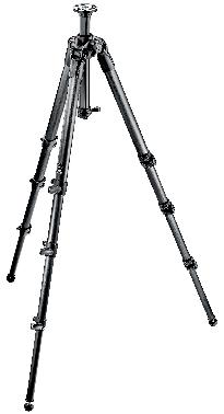 057 Carbon Fiber 4 Section Tripod