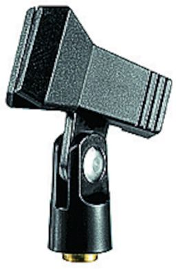 Spring Clip Microphone Holder