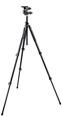 055XPROB Tripod (Black) and 410 Head