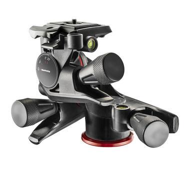 XPRO Geared 3 Way Head with Adapto Body