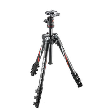 Befree Carbon Fiber Tripod with Ball Head