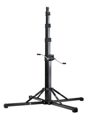 587B Black Magic Stand-5.41ft.-18ft. Max Load 440 lbs.