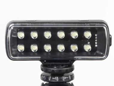 LED Light - Pocket-12 Continuous (120lx@1m)