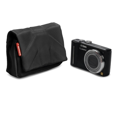 Nano II Camera Pouch Black