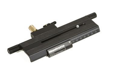 Micrometric Positioning Sliding Plate