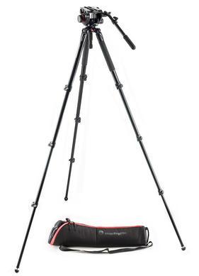 504 Aluminum Single Leg Video system