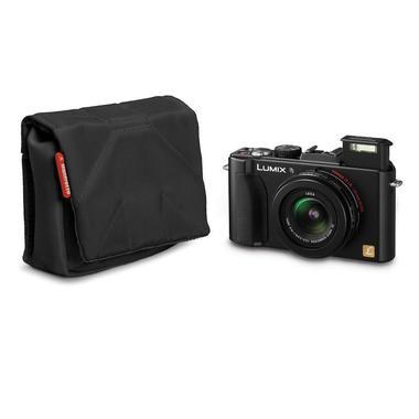 Nano III Camera Pouch Black