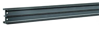 Black Anodised 4M Rail
