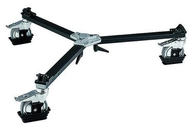 Cine/Video Dolly with Spiked Feet