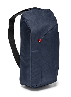 Blue Bodypack for Compact System Camera and personals