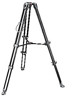 VIDEO TRIPOD-TELESCOPIC TWIN
