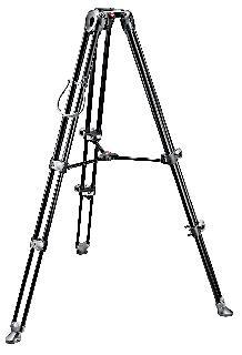 Aluminium Teleskop Doppelrohr Stativ