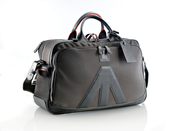 Lino Manfrotto limited edition Messenger bag tech black